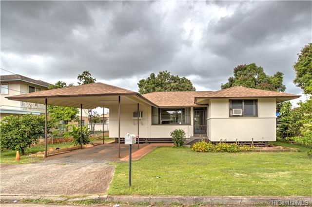 94-089 Awamoku Street, Waipahu, HI 96797 (MLS #201808173) :: Keller Williams Honolulu