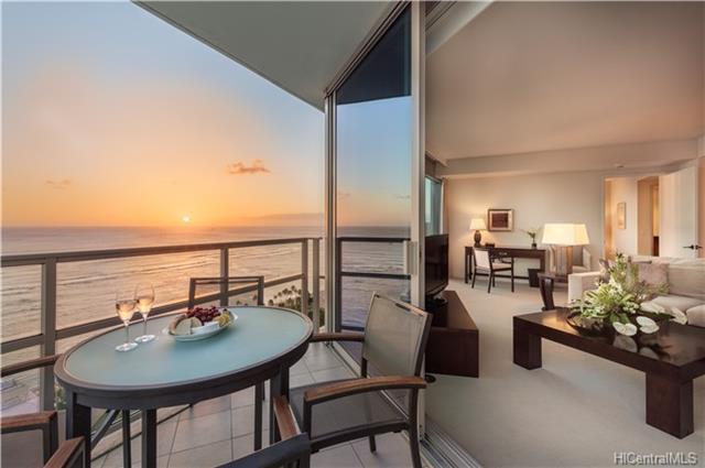 223 Saratoga Road #3010, Honolulu, HI 96815 (MLS #201808246) :: Elite Pacific Properties