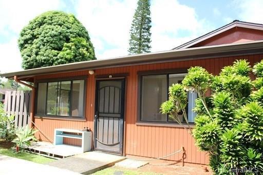 2069 California Avenue 25B, Wahiawa, HI 96786 (MLS #201808282) :: Keller Williams Honolulu