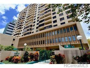 750 Kaheka Street #807, Honolulu, HI 96814 (MLS #201808346) :: The Ihara Team