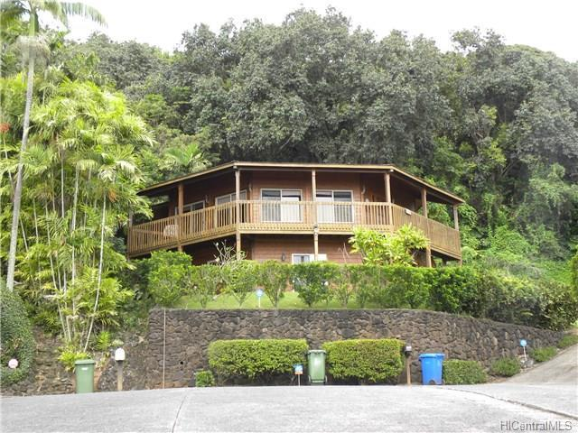 47-141 Kaimalolo Place, Kaneohe, HI 96744 (MLS #201808517) :: The Ihara Team