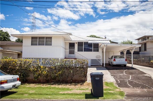 1407 Hoohui Street, Pearl City, HI 96782 (MLS #201808550) :: Keller Williams Honolulu