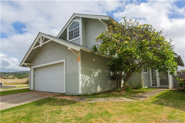 91-219 Wakamalii Place, Kapolei, HI 96707 (MLS #201809081) :: Keller Williams Honolulu