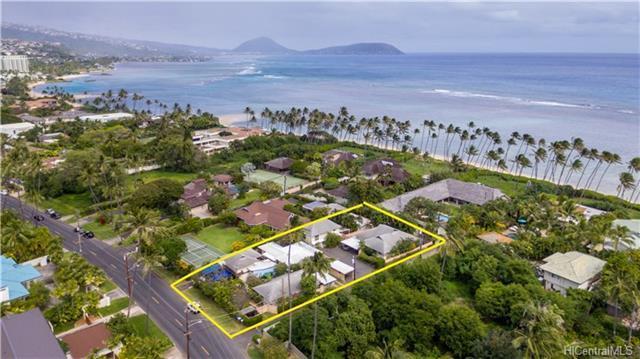 4711 Kahala Avenue, Honolulu, HI 96816 (MLS #201809126) :: Elite Pacific Properties
