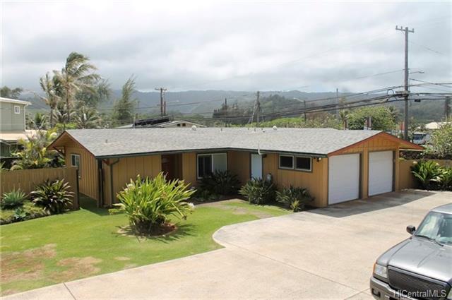 55-323 #1 Kamehameha Highway #1, Laie, HI 96762 (MLS #201809235) :: Keller Williams Honolulu