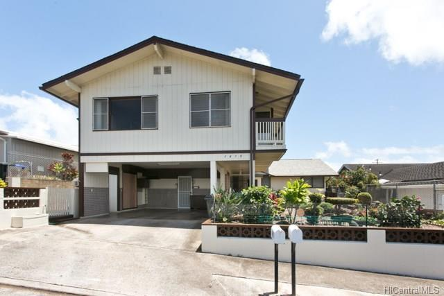 1615 Palamoi Street, Pearl City, HI 96782 (MLS #201809343) :: Keller Williams Honolulu