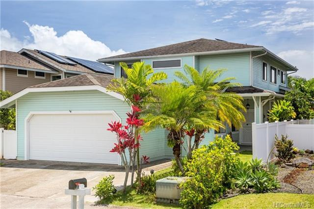 95-105 Lalei Place, Mililani, HI 96789 (MLS #201809426) :: Keller Williams Honolulu