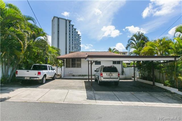 1409 Ernest Street, Honolulu, HI 96822 (MLS #201809710) :: Elite Pacific Properties