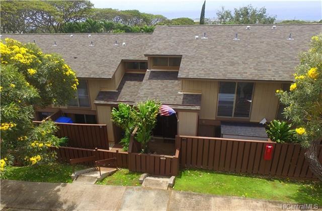 92-1032 Makakilo Drive #32, Kapolei, HI 96707 (MLS #201809769) :: Keller Williams Honolulu