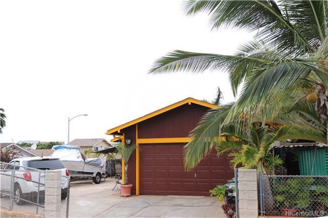 86-3013 Leihua Place, Waianae, HI 96792 (MLS #201809827) :: Keller Williams Honolulu