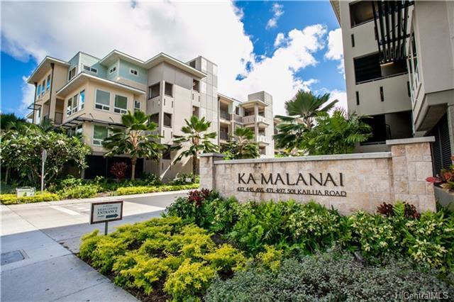 501 Kailua Road #1202, Kailua, HI 96734 (MLS #201809860) :: Keller Williams Honolulu