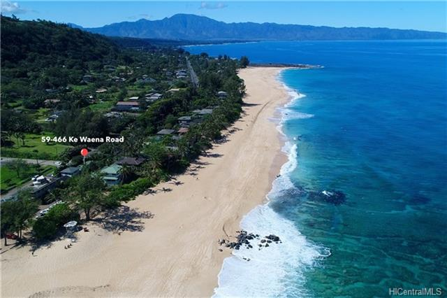 59-466 Ke Waena Road, Haleiwa, HI 96712 (MLS #201810024) :: Keller Williams Honolulu