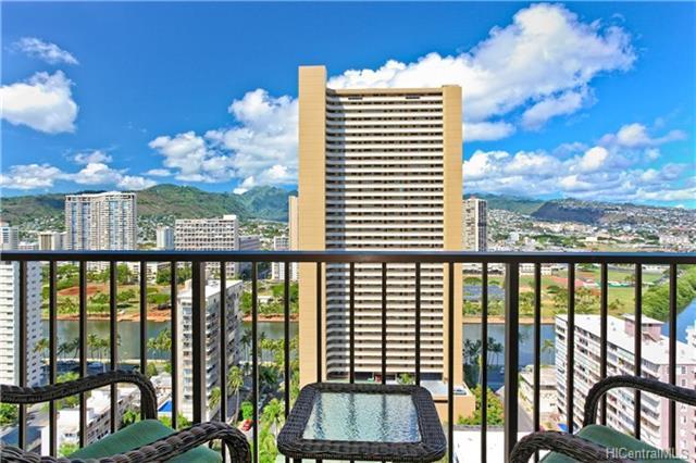 2140 Kuhio Avenue #2311, Honolulu, HI 96815 (MLS #201810044) :: The Ihara Team