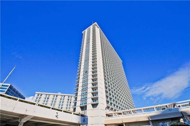410 Atkinson Drive #1515, Honolulu, HI 96814 (MLS #201810059) :: The Ihara Team