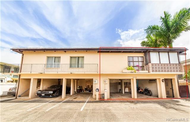 1417 Alexander Street B1, Honolulu, HI 96822 (MLS #201810076) :: Keller Williams Honolulu