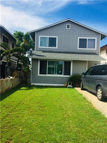 91-1324 Kamahoi Street, Ewa Beach, HI 96706 (MLS #201810256) :: The Ihara Team