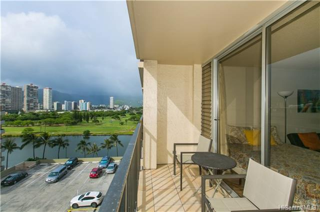 2345 Ala Wai Boulevard #1106, Honolulu, HI 96815 (MLS #201810296) :: Keller Williams Honolulu