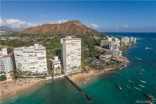 2895 Kalakaua Avenue #205, Honolulu, HI 96815 (MLS #201810325) :: Keller Williams Honolulu