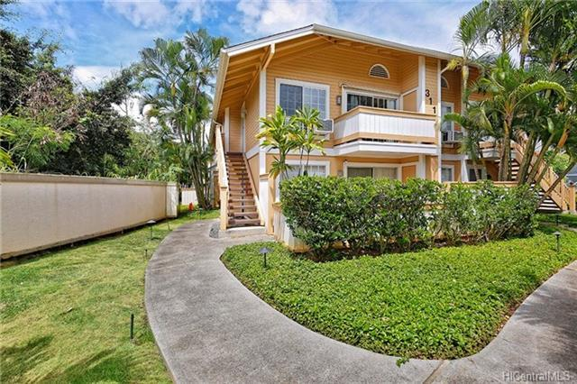 311 Mananai Place 45U, Honolulu, HI 96818 (MLS #201811498) :: Keller Williams Honolulu