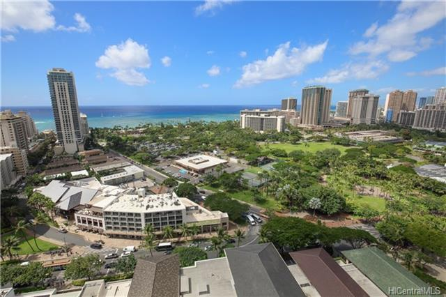 383 Kalaimoku Streets #2510, Honolulu, HI 96815 (MLS #201811503) :: Hawaii Real Estate Properties.com
