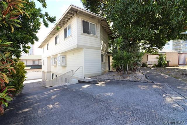 739 Kinalau Place #1, Honolulu, HI 96813 (MLS #201811567) :: Keller Williams Honolulu