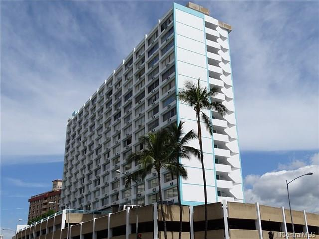 1560 Kanunu Street #708, Honolulu, HI 96814 (MLS #201811668) :: Keller Williams Honolulu
