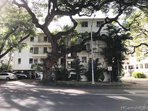 1425 Punahou Street #102, Honolulu, HI 96822 (MLS #201811707) :: Keller Williams Honolulu