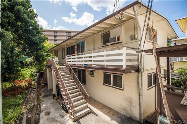 1641 Stillman Lane, Honolulu, HI 96817 (MLS #201811773) :: Keller Williams Honolulu