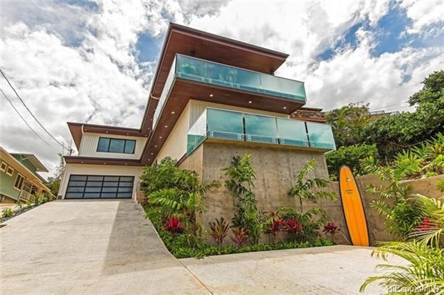 851 Aalapapa Drive, Kailua, HI 96734 (MLS #201811810) :: The Ihara Team