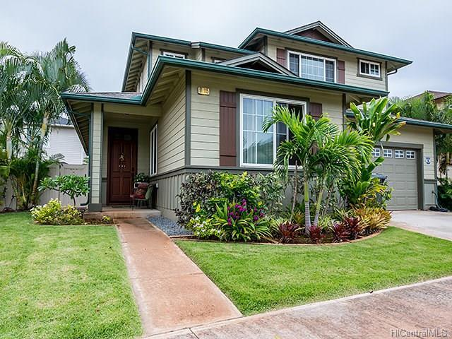 91-1105 Peleleu Street, Ewa Beach, HI 96706 (MLS #201811902) :: The Ihara Team