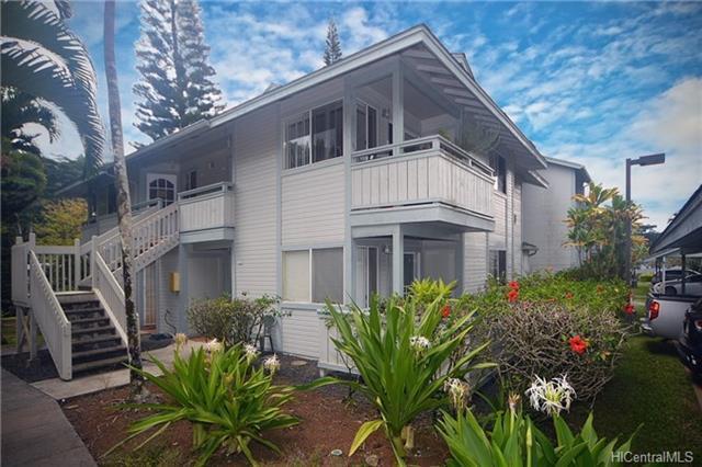 95-782 Wikao Street N102, Mililani, HI 96789 (MLS #201811996) :: Keller Williams Honolulu