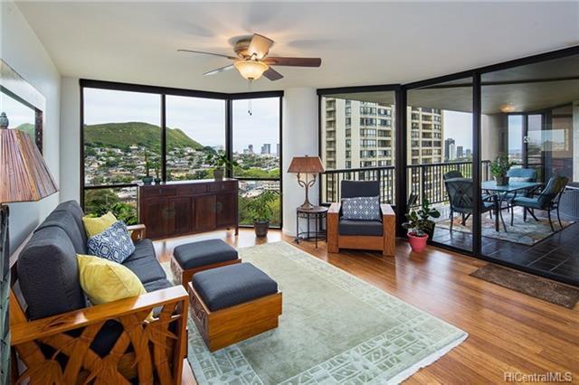 38 S Judd Street 14A, Honolulu, HI 96817 (MLS #201812013) :: Redmont Living