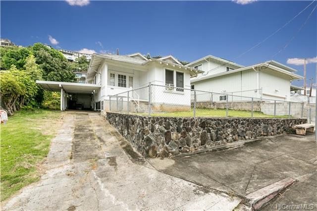 2454 Kanealii Avenue, Honolulu, HI 96813 (MLS #201812041) :: The Ihara Team