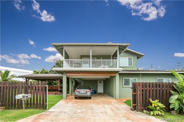 66-910 Kiekonea Way, Waialua, HI 96791 (MLS #201812127) :: Elite Pacific Properties
