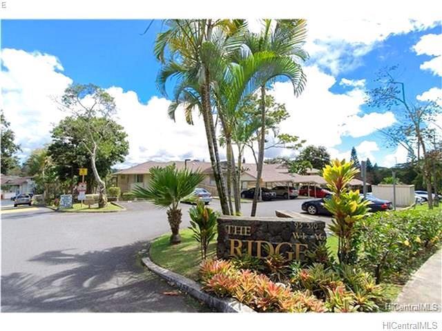 95-510 Wikao Street K106, Mililani, HI 96789 (MLS #201812336) :: Keller Williams Honolulu