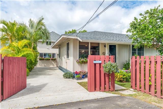 336C Keaniani Street, Kailua, HI 96734 (MLS #201812363) :: The Ihara Team