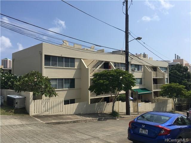 502 Captain Cook Avenue #103, Honolulu, HI 96813 (MLS #201812421) :: Keller Williams Honolulu