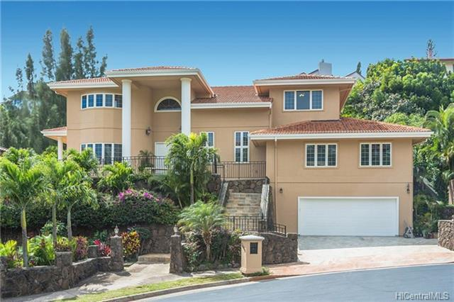 5608 Poola Street, Honolulu, HI 96821 (MLS #201812521) :: The Ihara Team
