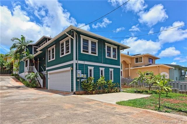 45-555 Keaahala Road, Kaneohe, HI 96744 (MLS #201812982) :: The Ihara Team