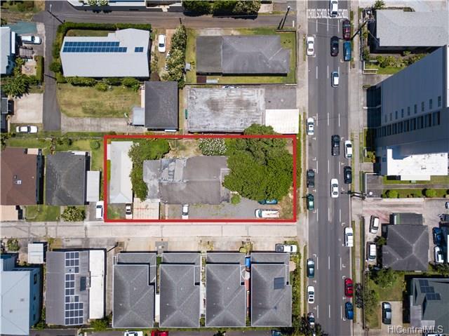 1068 Kinau Street, Honolulu, HI 96814 (MLS #201813003) :: Keller Williams Honolulu