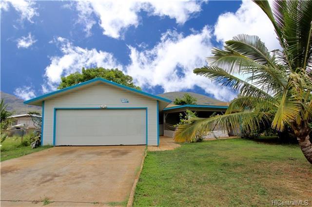 87-211 Kipahele Place, Waianae, HI 96792 (MLS #201813005) :: Keller Williams Honolulu