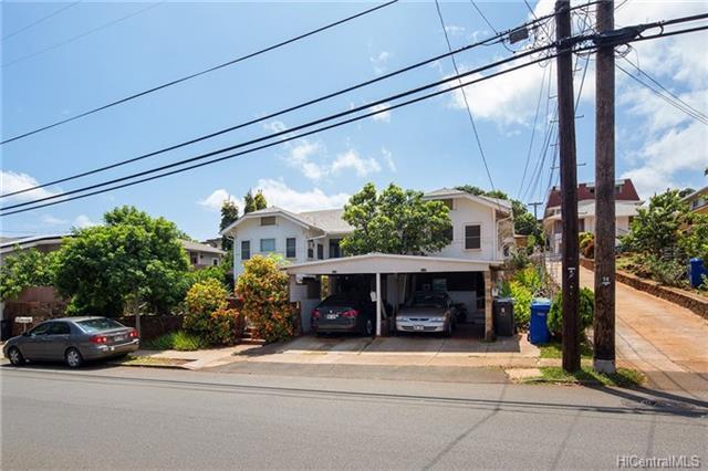 912 16th Avenue, Honolulu, HI 96816 (MLS #201813103) :: The Ihara Team
