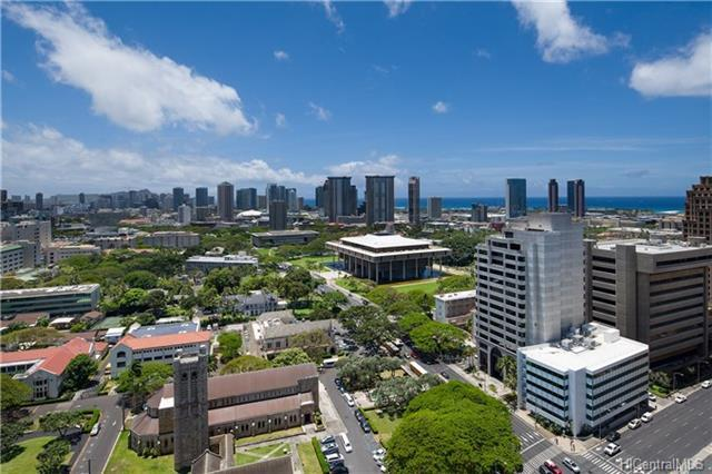 1200 Queen Emma Street #2712, Honolulu, HI 96813 (MLS #201813127) :: Keller Williams Honolulu