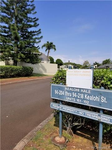 94-212 Kealohi Street #178, Mililani, HI 96789 (MLS #201813130) :: Keller Williams Honolulu