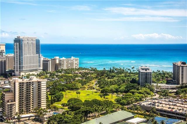 223 Saratoga Road #1420, Honolulu, HI 96815 (MLS #201813291) :: The Ihara Team