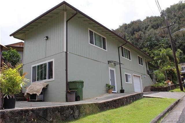 418 Kekuanoni Place, Honolulu, HI 96813 (MLS #201813346) :: The Ihara Team