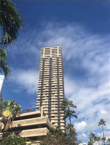444 Niu Street #1406, Honolulu, HI 96815 (MLS #201813429) :: Keller Williams Honolulu