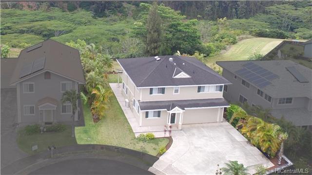 95-204 Pahaku Place, Mililani, HI 96789 (MLS #201813434) :: Keller Williams Honolulu
