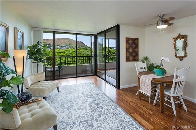 55 S Judd Street #805, Honolulu, HI 96817 (MLS #201813502) :: Redmont Living
