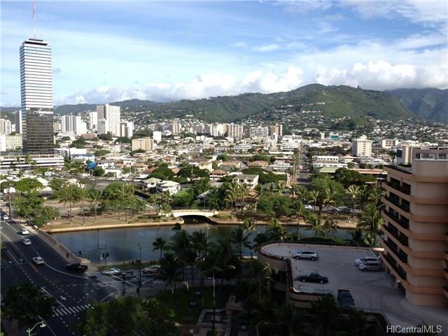 1837 Kalakaua Avenue #1405, Honolulu, HI 96815 (MLS #201813533) :: Redmont Living